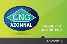 Olvasson a CNG rendszeréről!