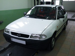Opes Astra CNG