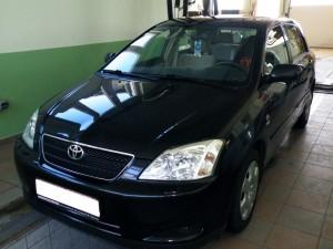 Toyota Corolla CNG
