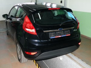 Ford Fiesta CNG